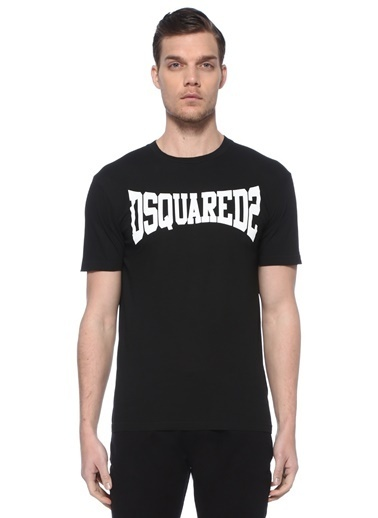 Dsquared2 Tişört Siyah
